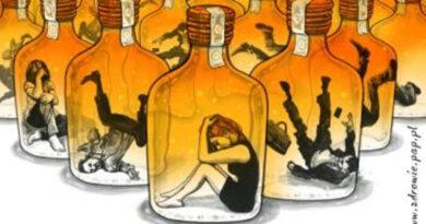 Pandemia a picie alkoholu