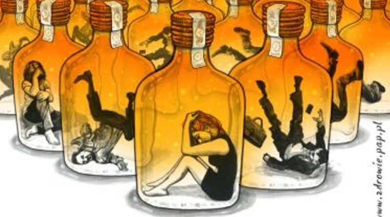 PANDEMIA A ALKOHOL