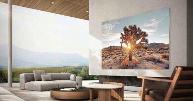 Telewizor microLED Samsung