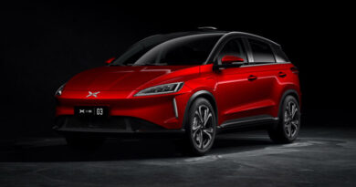 Xpeng elektryczny SUV G3