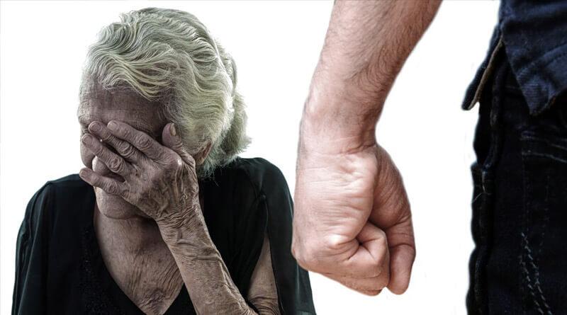 Przemoc wobec seniora