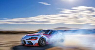 Toyota drift