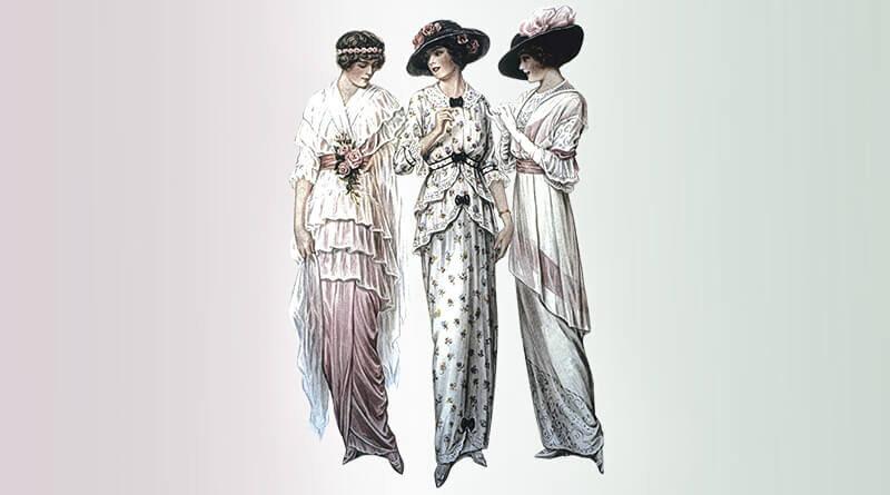 Historia mody - haute couture