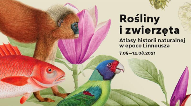 Wystawa w Wilanowie Rośliny i zwierzęta