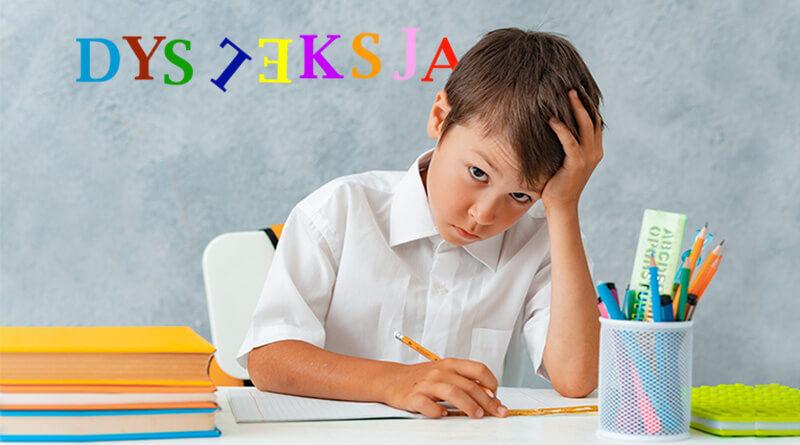 Dysortografia v dysleksja