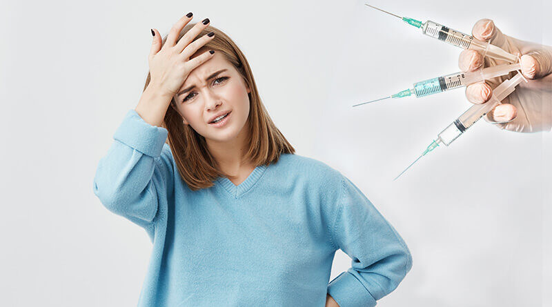 Botoks a migrena
