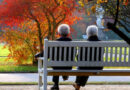 Zadowoleni seniorzy
