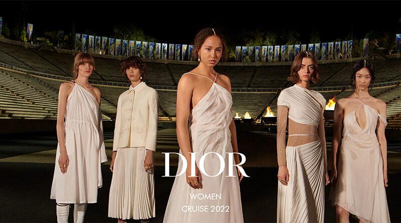 Dior Woman Cruise 2022