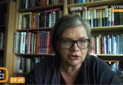 Rozmowa z Dorotą Zawadzką